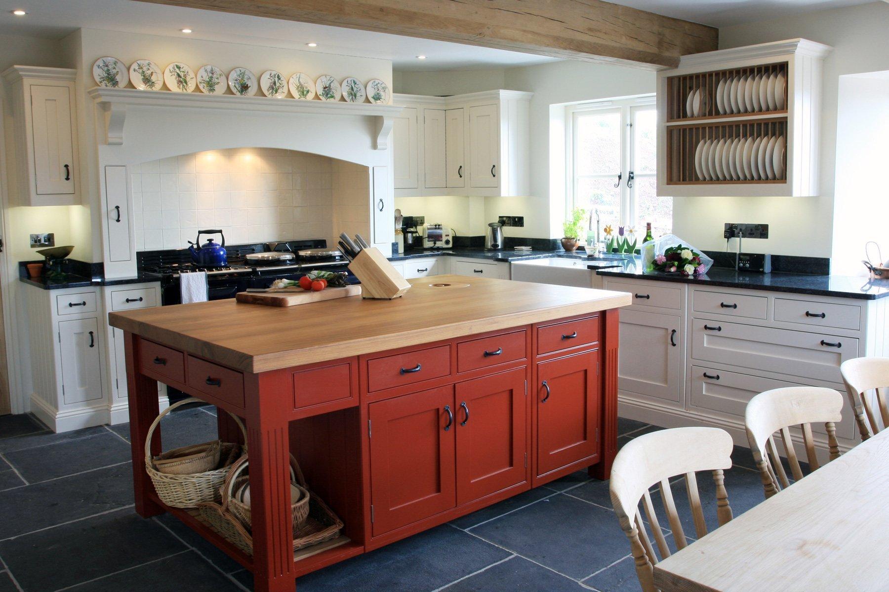 Bespoke Handmade Kitchens Somerset