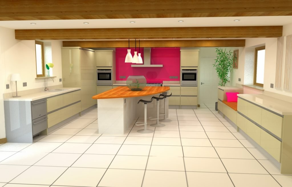 Kitchen CAD Design