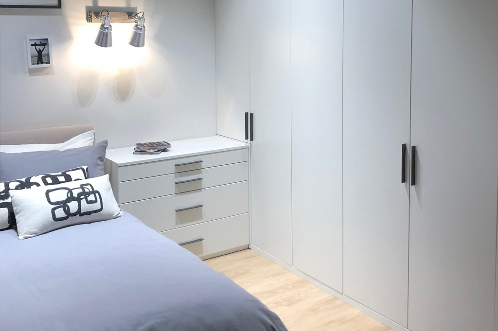 Bespoke Bedroom Design Somerset