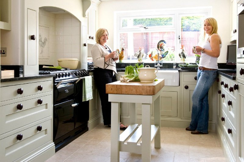 Handmade Somerset Kitchens