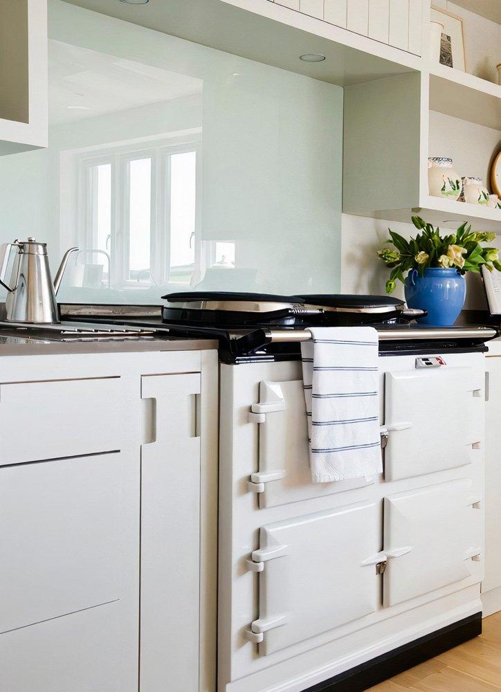 Contemporary Modern Kitchen Somerset