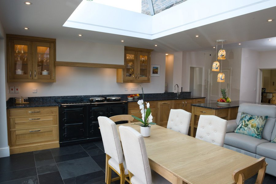 Classic Oak Framed Kitchen